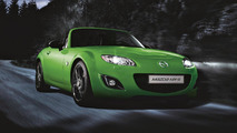 Mazda MX-5 Karai limited edition 06.07.2011