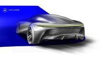 Mercedes-Benz SL|PURE design concept