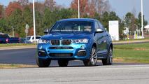 BMW X4 M40i Long Beach Blue
