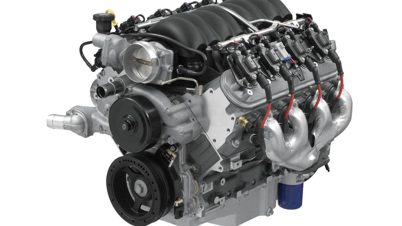 GM LS3 E-Rod engine - 23.6.2011