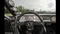 Ford Mustang Restomod - Silver