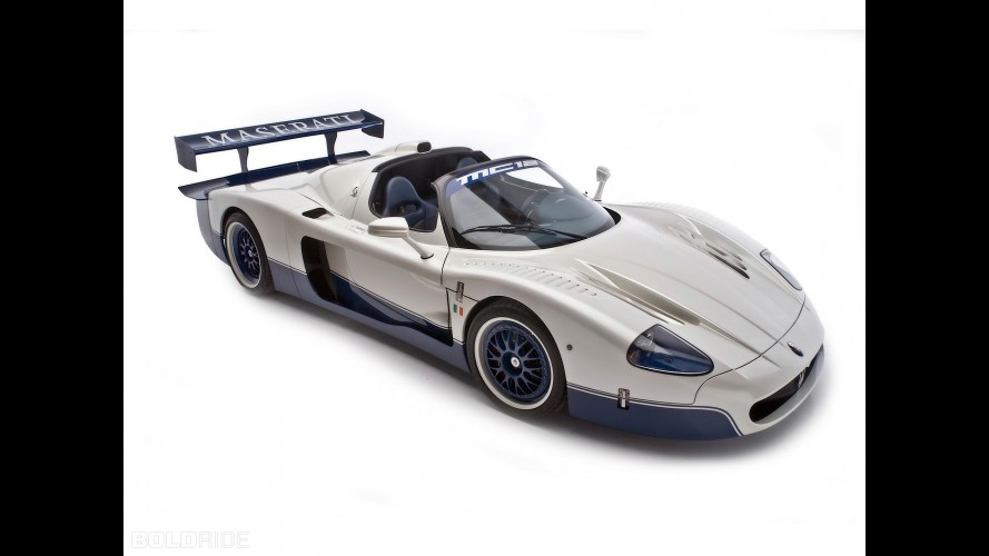 Edo Competition Maserati MC12