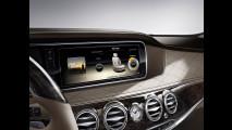 Nuova Mercedes Classe S. Interni