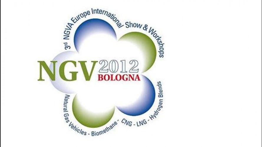 NGV2012, a Bologna la fiera europea del metano per auto