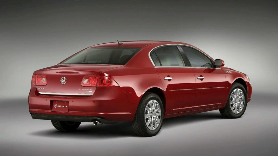 Buick Lucerne CXL Special Edition Announced