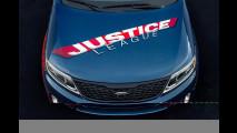 Kia Sorento Justice League