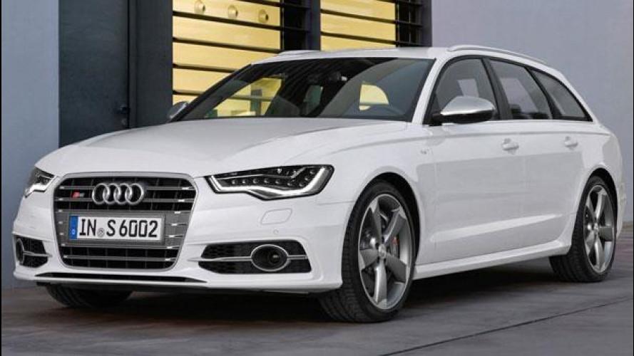 Audi S6 e S6 Avant, i prezzi