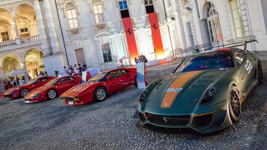 #RoadToParcoValentino, le supercar di tutta Italia a Torino