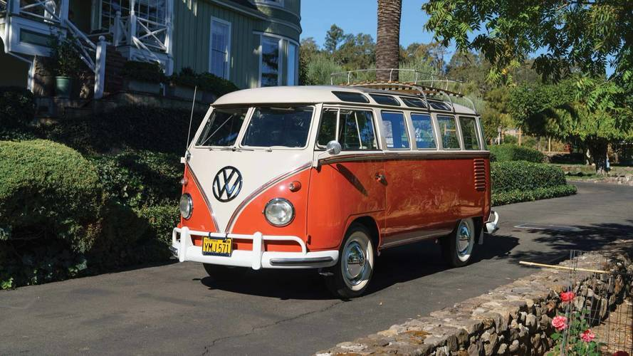 When Did Vintage VW Microbuses Get So Freaking Expensive?