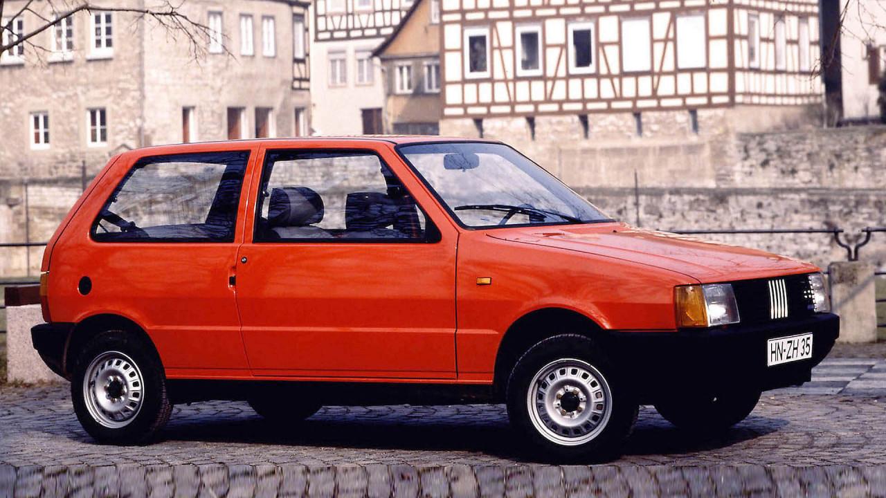 1984: Fiat Uno