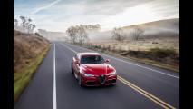 Alfa Romeo Giulia Quadrifoglio USA, primo test su strada 027