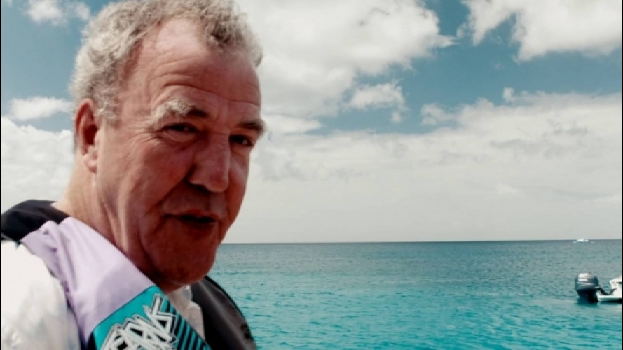 Jeremy Clarkson imita Tom Hanks in The Grand Tour [VIDEO]