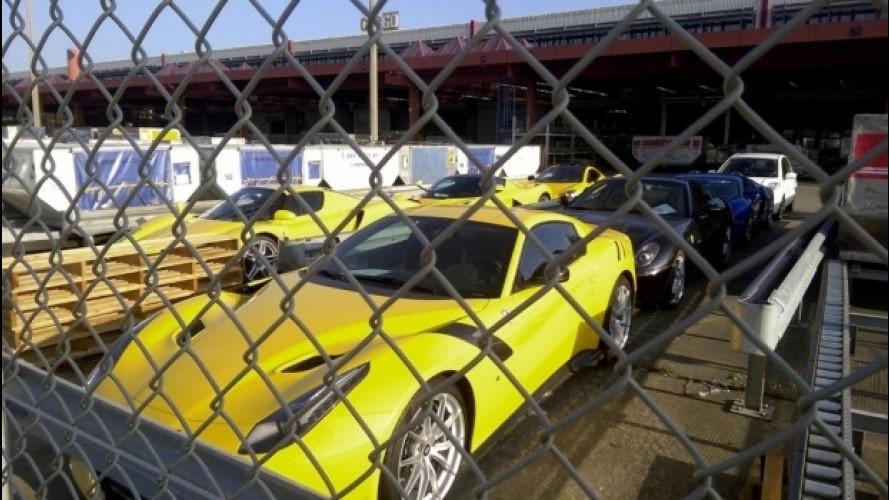 Supercar, nuovo sequestro al vice-presidente della Guinea Equatoriale
