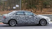 Mercedes-Benz A-Class Spy Photo