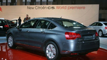 Citroen C5 World Debut at Brussels