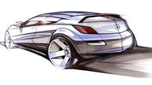 Mercedes-Benz Got Kinky On Paper
