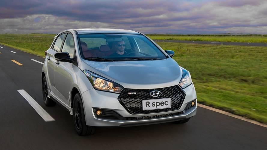 Hyundai lança HB20 R spec Limited por R$ 64.990