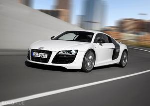 Audi R8 5.2