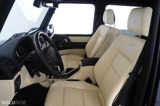 Brabus Mercedes-Benz G V12 S Biturbo
