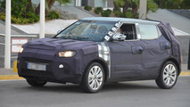 SsangYong X100 spy photo