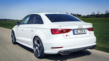 Audi S3 Sedan tuned by ABT to 370 PS
