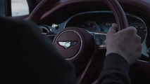 2016 Bentley Bentayga screenshot from teaser video
