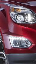 2016 Chevrolet Equinox facelift teased for Chicago