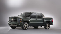 Chevrolet Silverado High Desert concept