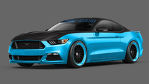 2015 Ford Mustang for SEMA