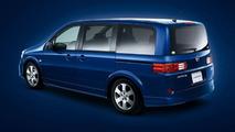 Nissan Lafesta Minivan