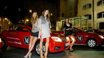 Opel Tigra at Mango autumn presentation