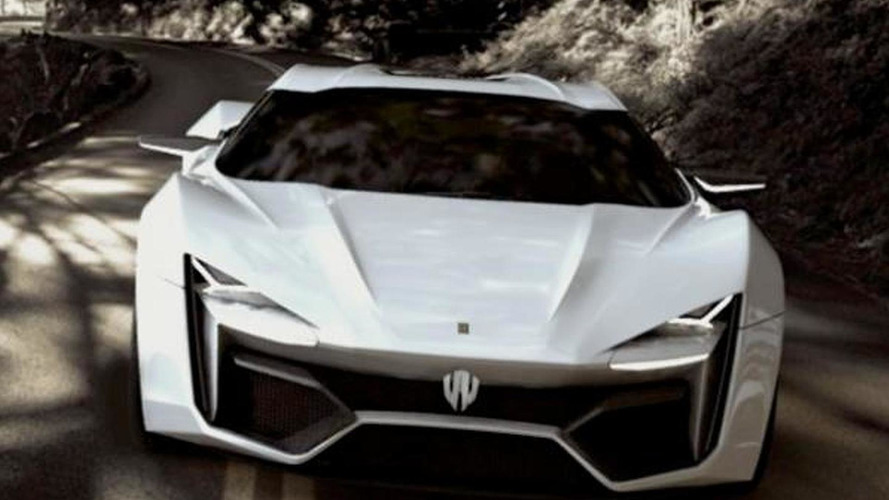 W Motors LykanHypersport heading to Qatar Motor Show, will cost 3.4M USD