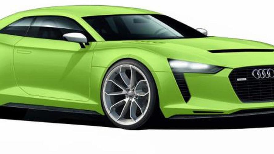 2014 Audi TT designer drops a few clues about styling