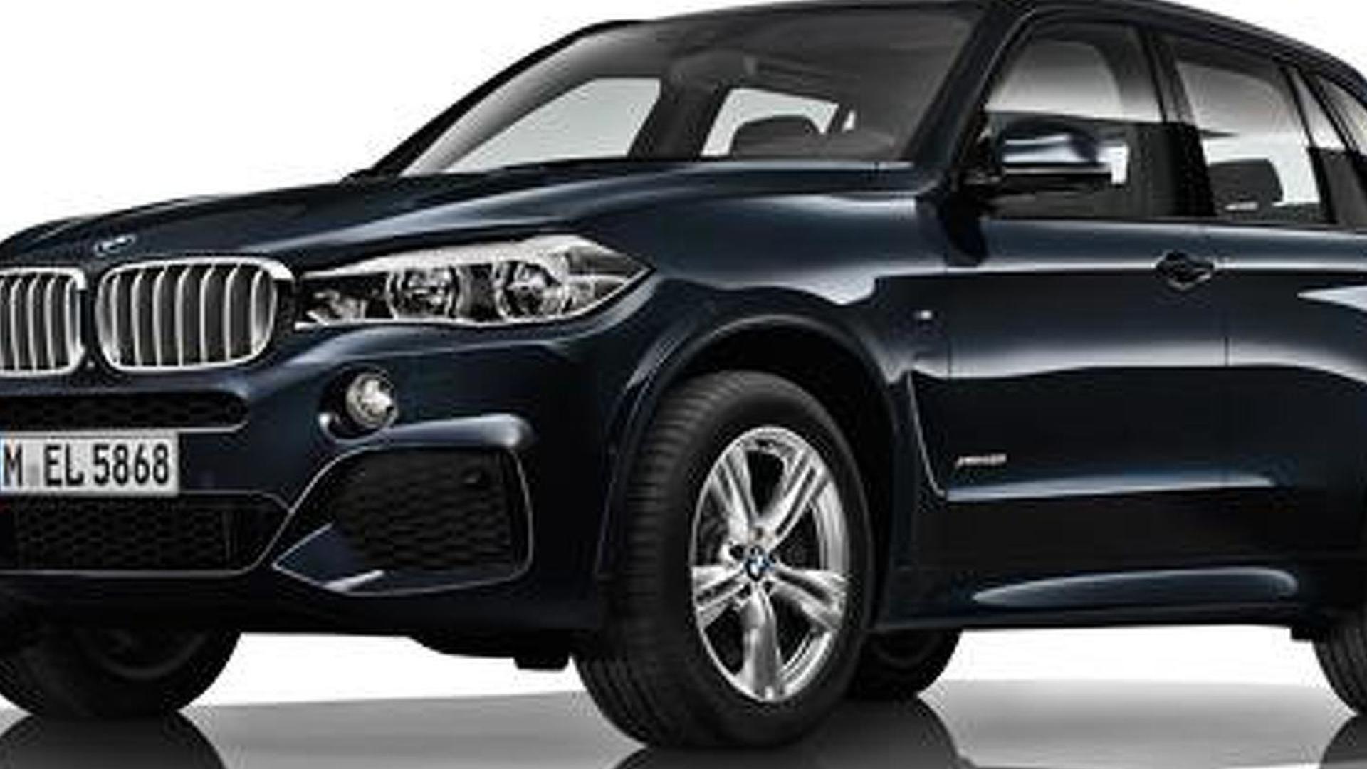 BMW X M Sport Revealed - 2014 bmw x5 m sport