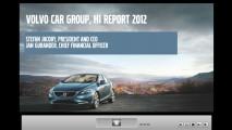 Volvo, risultati finanziari dei primi 6 mesi 2012