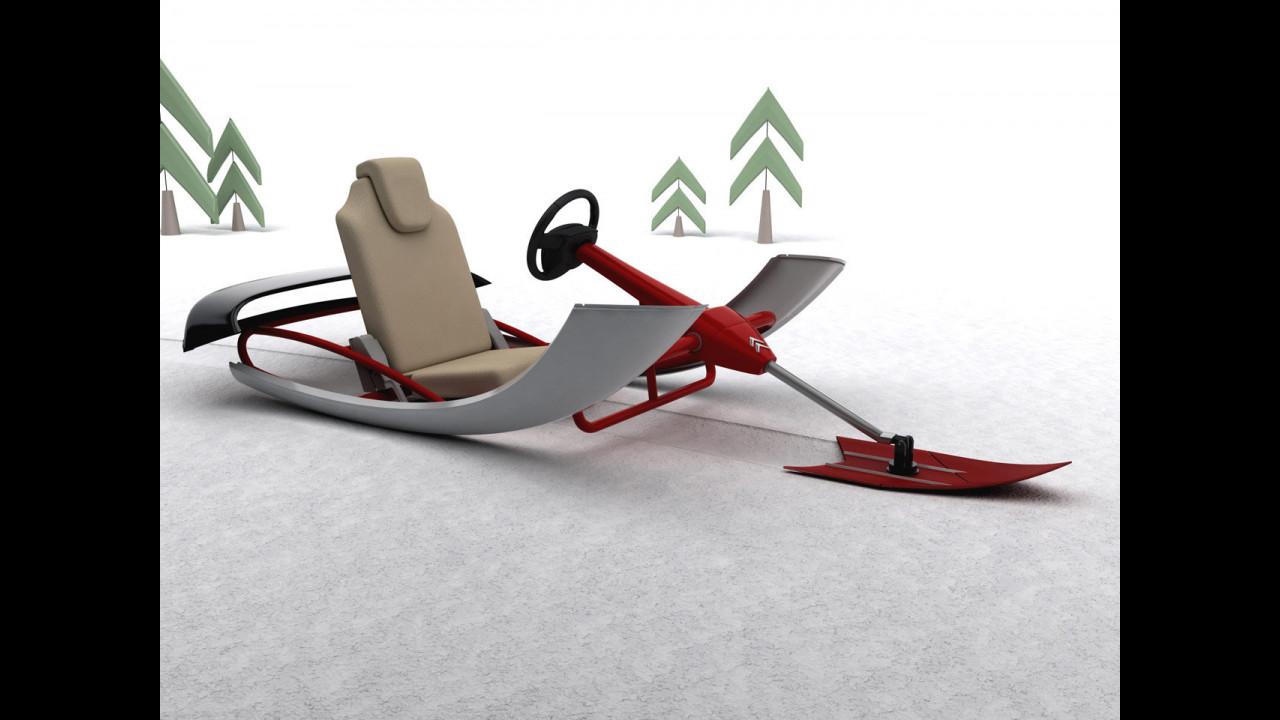 Le innovative idee del concorso Citroen C-Design