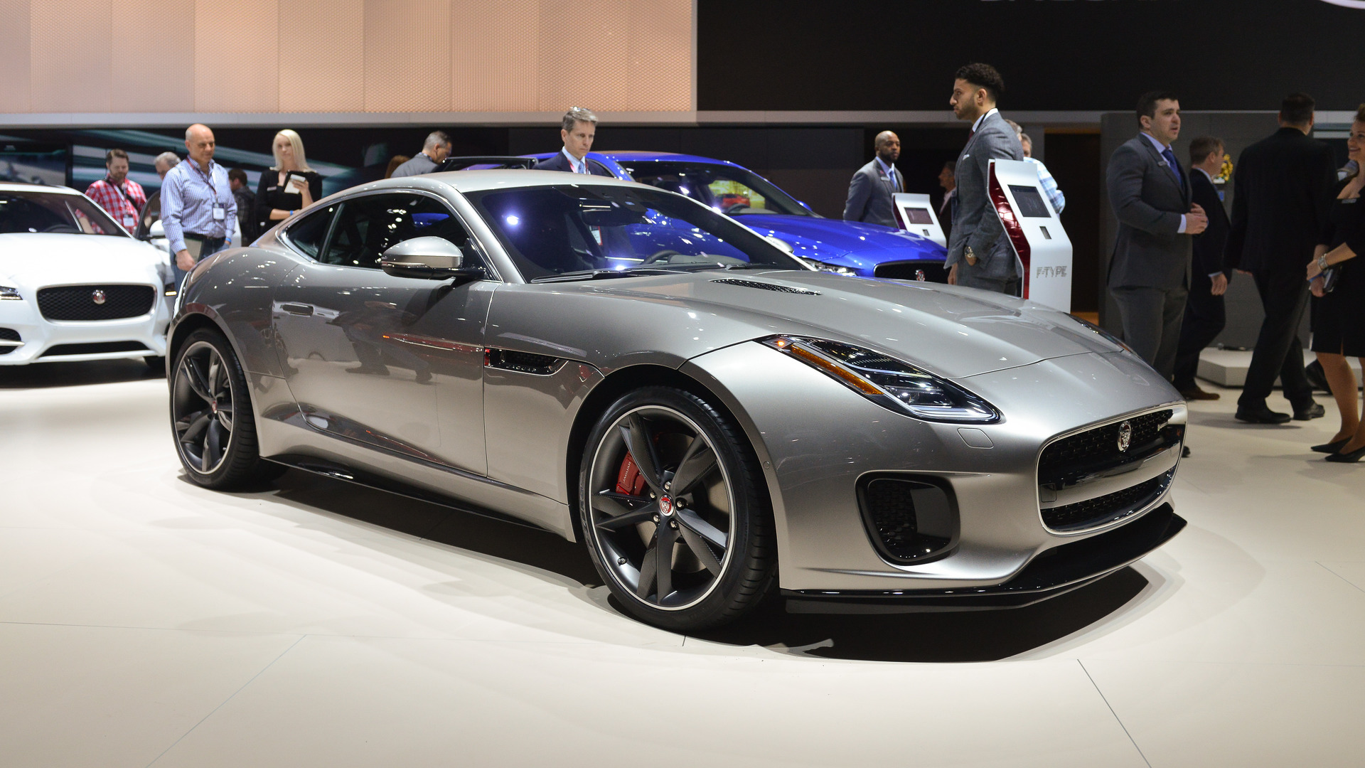 jaguar 'will always need a sports car'