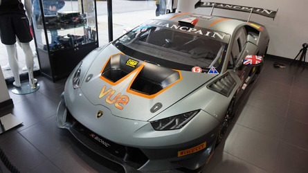 Lamborghini Huracan Super Trofeo Awaits New Licensed Driver