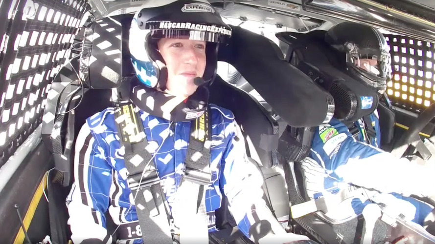 Mark Zuckerberg Nascar