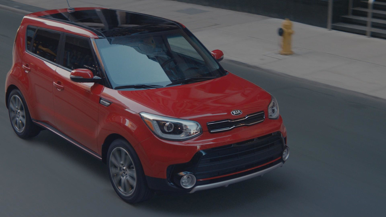 2017 kia soul turbo the turbo hamster has arrived ad photo gallery. Black Bedroom Furniture Sets. Home Design Ideas