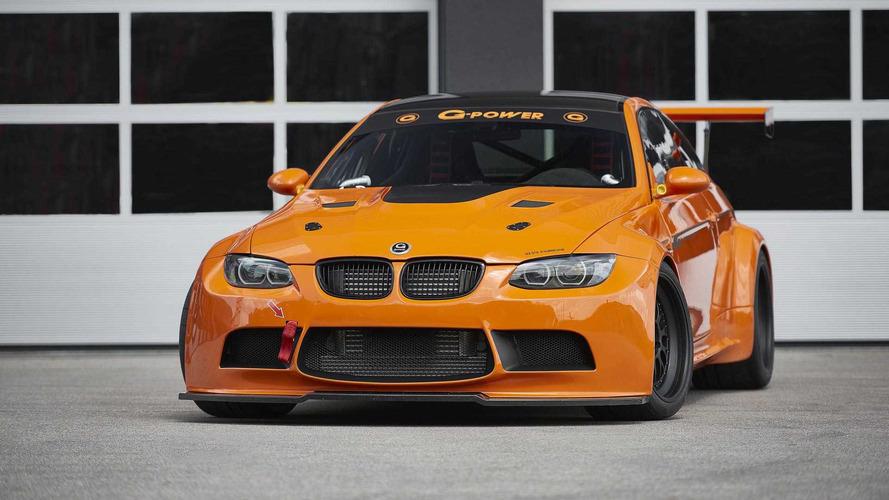 Süperşarjlı 4.5 litrelik V8'e sahip bu BMW M3 tam 720 bg!