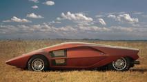 Bertone Lancia Stratos HF Zero Concept