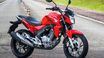 Motos mais vendidas em março 2017