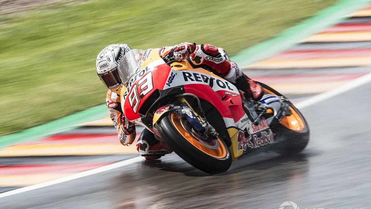 Marc Márquez pole MotoGP Sachsenring