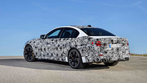 2017 BMW M5 Prototype First Drive