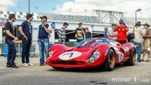 KVC - Ferrari 330 P4 Finali Mondiali 2016