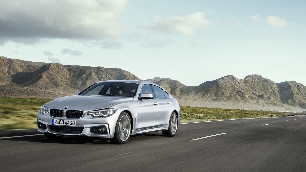 the best selling bmw 4 series 39 coupe 39 is actually a sedan. Black Bedroom Furniture Sets. Home Design Ideas