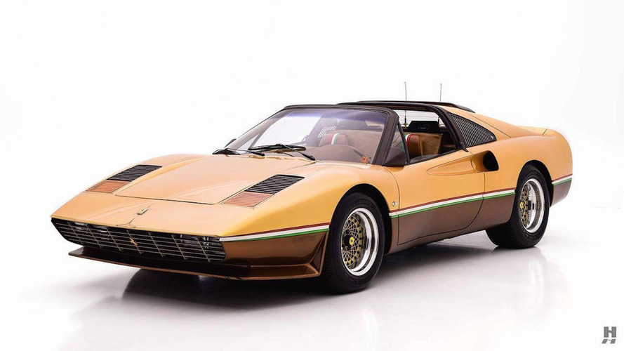 George Barris'in çılgın Ferrari'si satışta