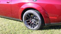 Dodge Challenger SRT Hellcat Widebody Live Photos