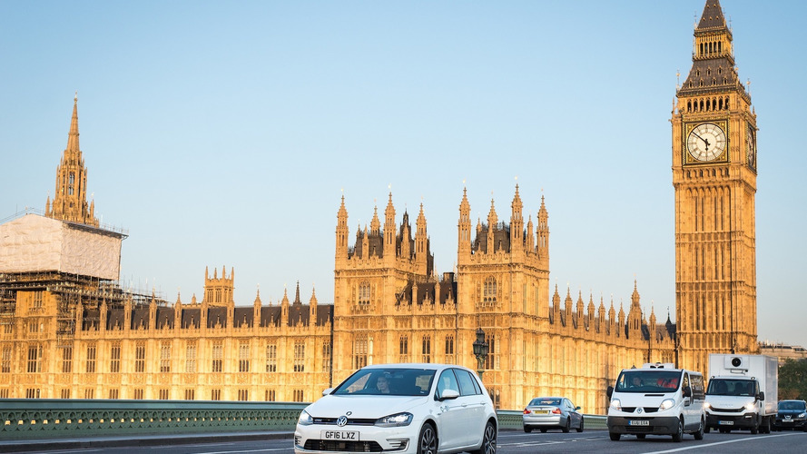 No escape from London T-Charge for hybrid cars